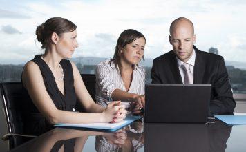 business insurance meeting