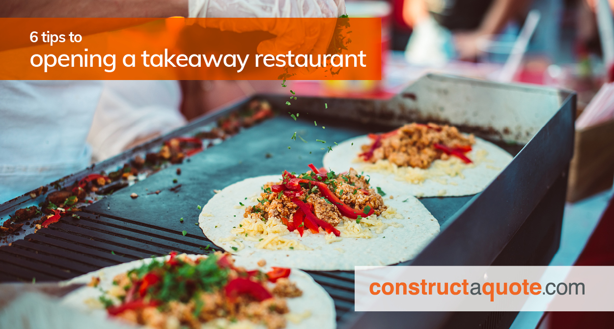 How to open a takeaway restaurant Successfully