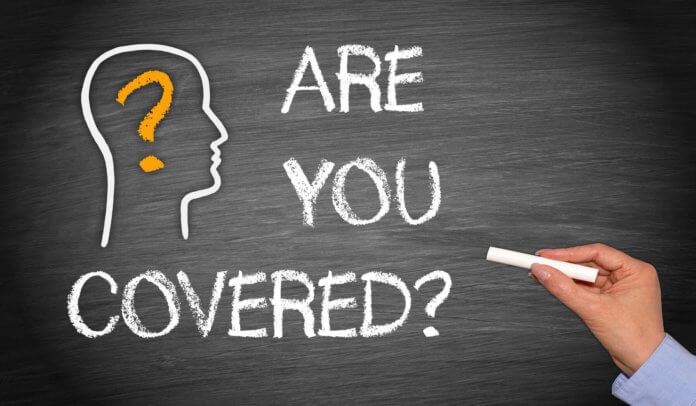 Are you covered by business insurance