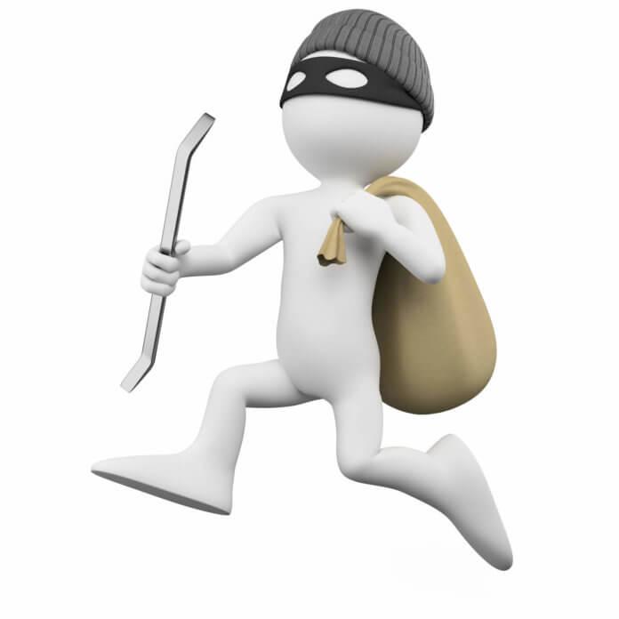 tools and van theft