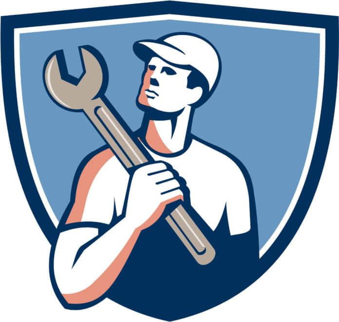 Trusted tradesman badge