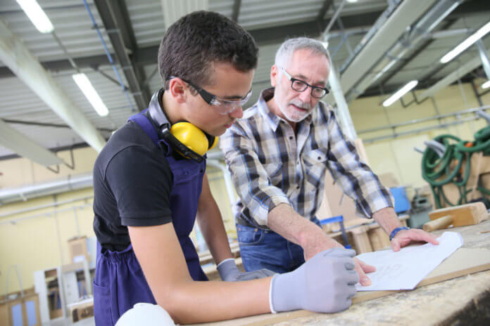 Changed To Trade Apprenticeships In 2017