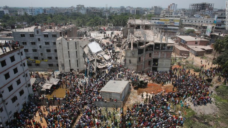 Ten of the most shocking construction failures in the world