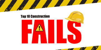 Top 10 Construction Fails