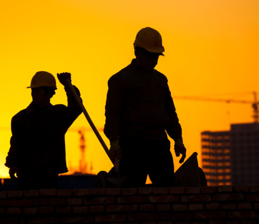Study Shows Male Construction Workers In England At Highest Risk Of Suicide