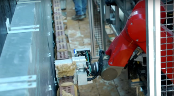 Bricklaying Robot SAM Is Coming To The UK And Could Threaten Jobs