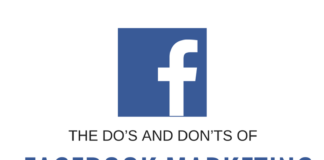 Infographic: Do's And Don'ts For Facebook Marketing