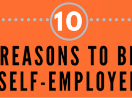 10 Reasons To Be Self-Employed