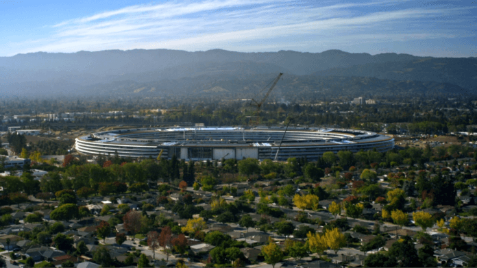 Apple Spaceship HQ