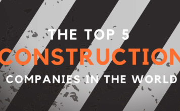 the worlds top construction companies