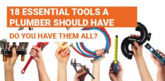 18 Essential Tools A Plumber Should Always Have In Their Van