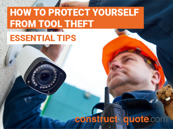 How To Protect Yourself From Tool Theft