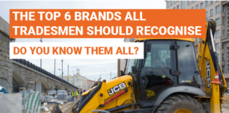 6 Top Brands All Tradesmen Should Recognise