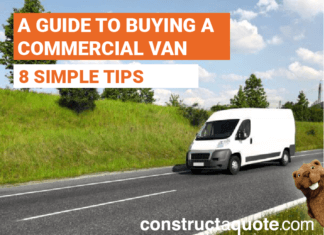 A Guide To Buying A Commercial Van