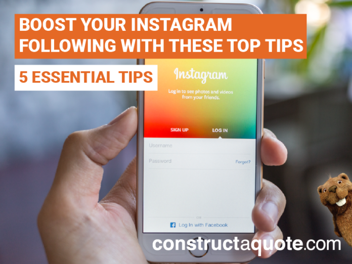 Boost Your Instagram Following With These Top Tips