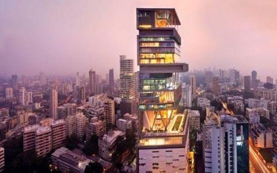 Antilla Residential Tower, Mumbai