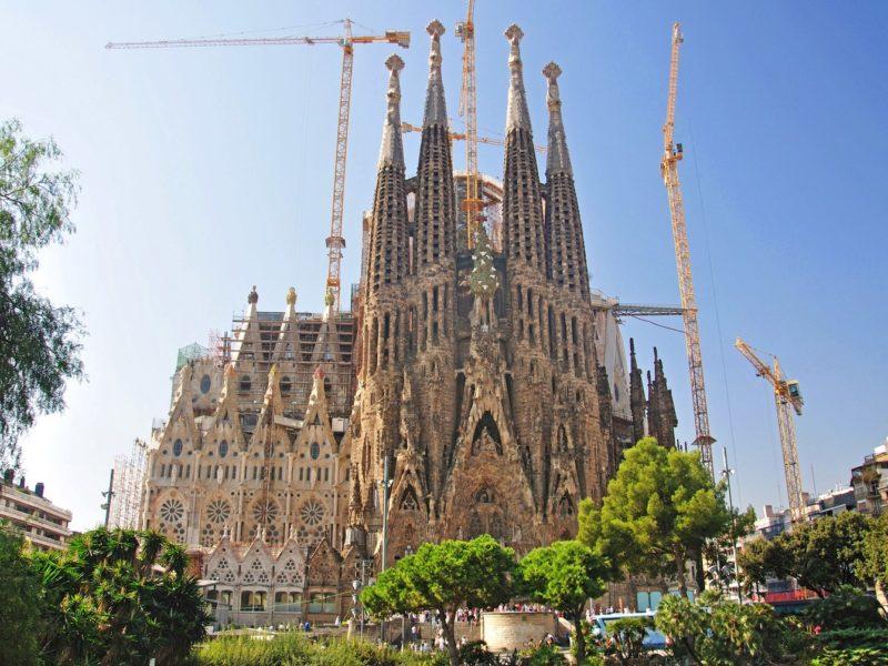 Sagrada Famillia, Barcelona