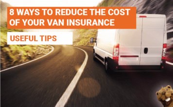 8 Ways To Reduce The Cost Of Your Van Insurance