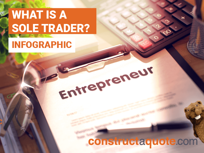 how to tell if a sole trader