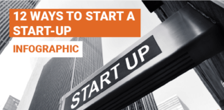 12 ways to start a start-up