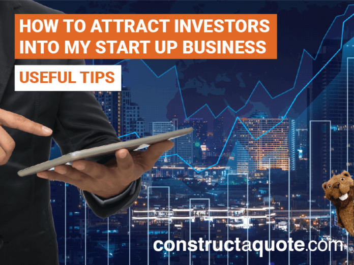 How to attract investors into my start up business