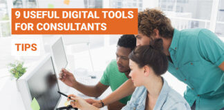 9 USEFUL DIGITAL TOOLS FOR CONSULTANTS
