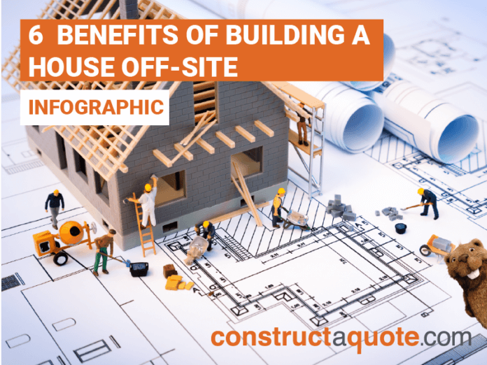 6 Benefits to Building a House Off-Site
