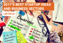 2017's best start up ideas and business sectors