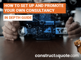 How to set up and promote your own consultancy
