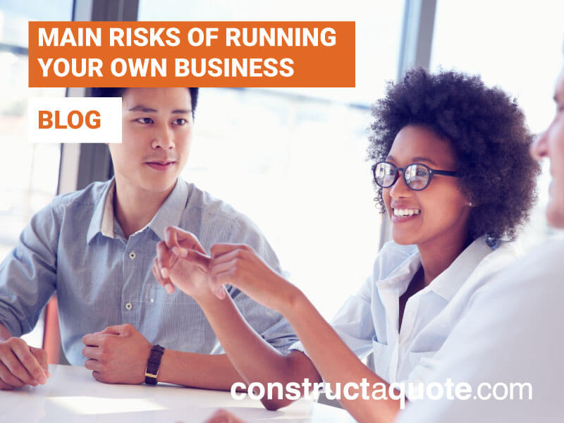 the main concerns when running a business Know how to identify potential risks or threats to protect your business from impact main menu home prepare a risk management plan.