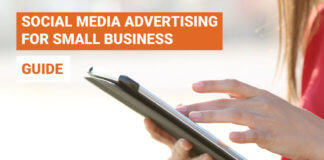 social media advertising business