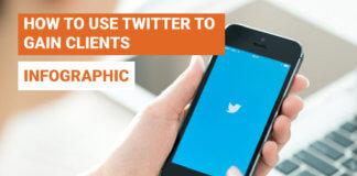 twitter gain clients
