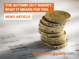 The Autumn Budget 2017: What It Means For You