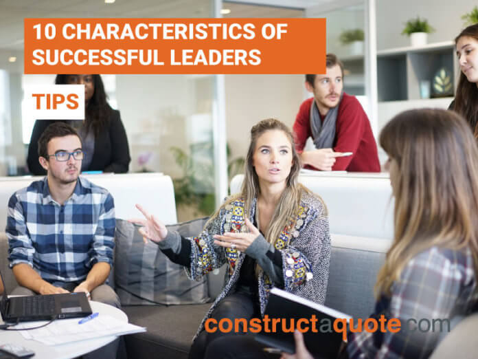 successful leaders | constructaquote.com