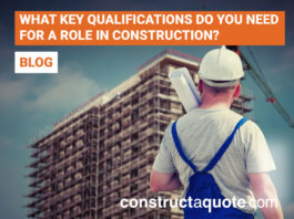 key qualifications for construction