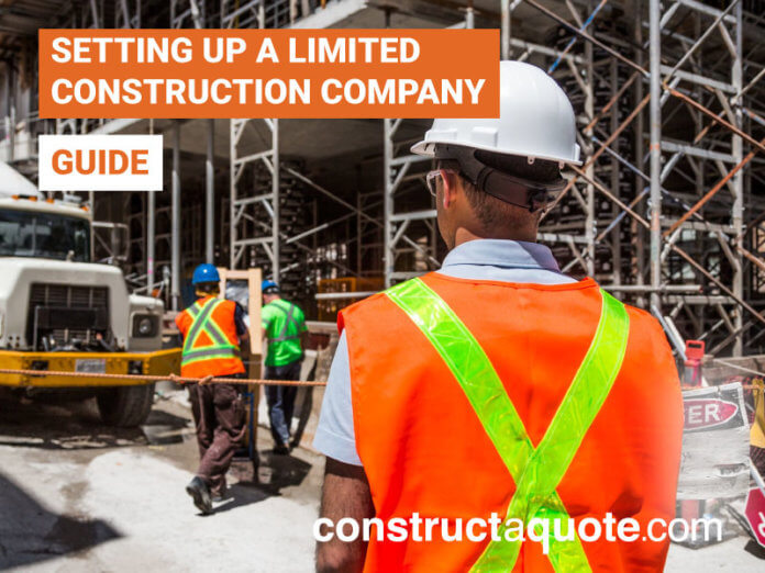 set up limited construction company