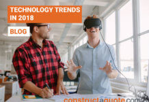 Technology Trends for 2018 | constructaquote