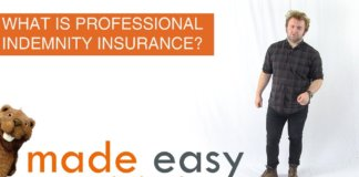what is Professional Indemnity insurance