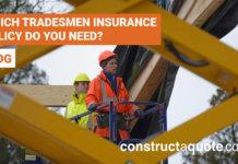 tradesmen insurance policy