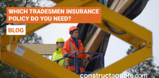 tradesmen insurance policy