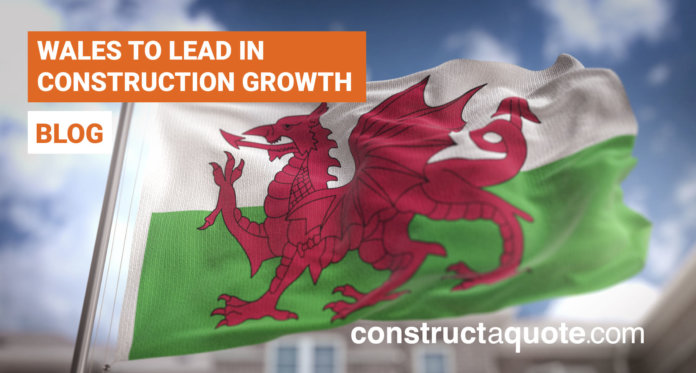 Wales to lead in UK construction growth