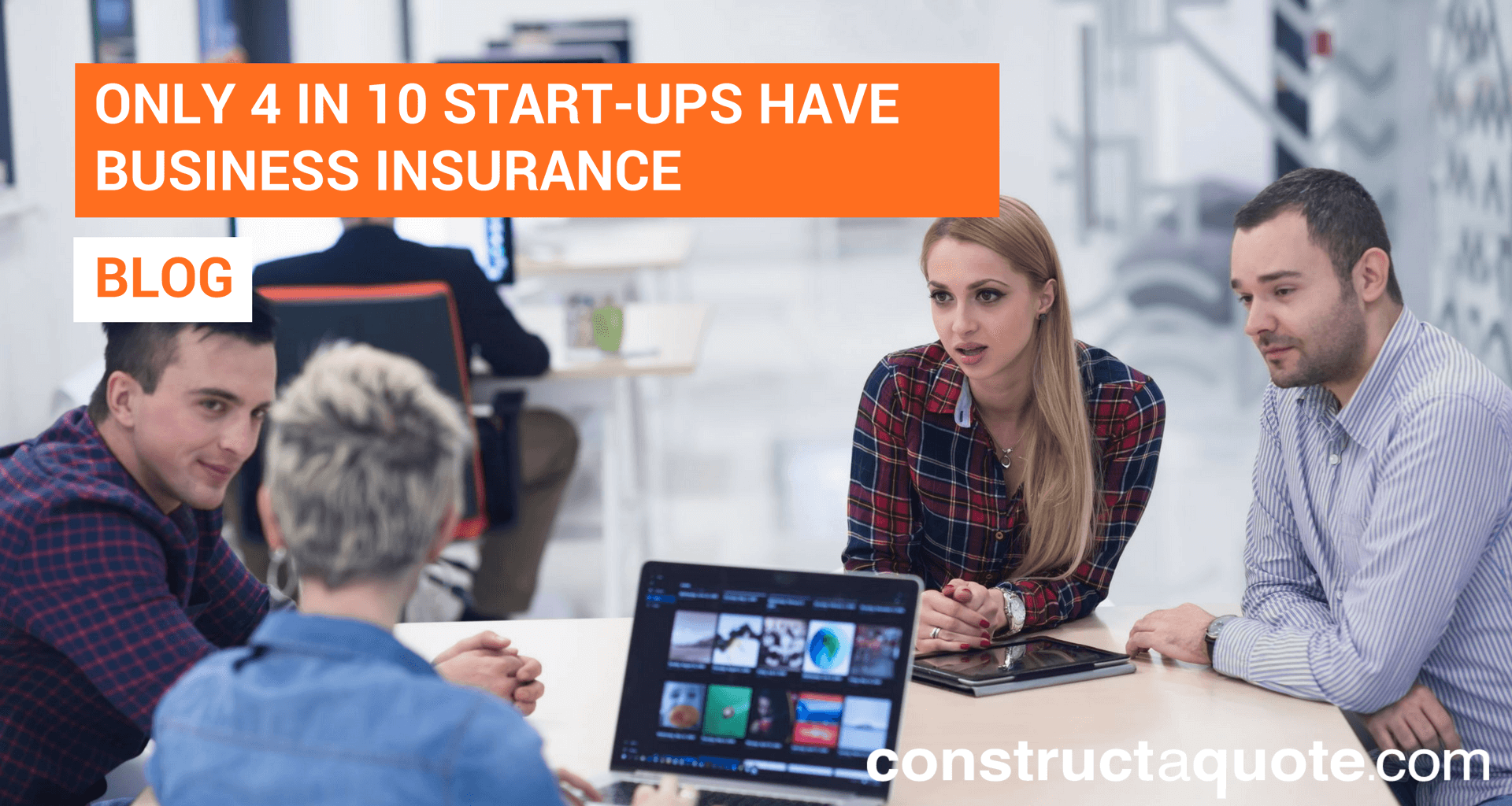 U.K start-ups soar, but only 4 in 10 small businesses have insurance