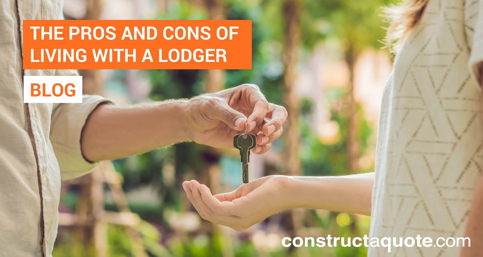 Live-in landlords: The pros and cons of living with a Lodger