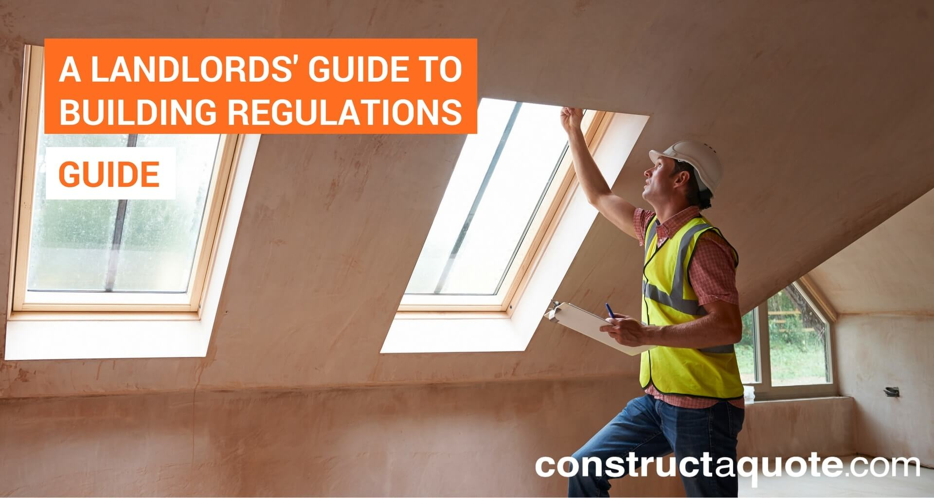 A Landlords' guide to building regulations