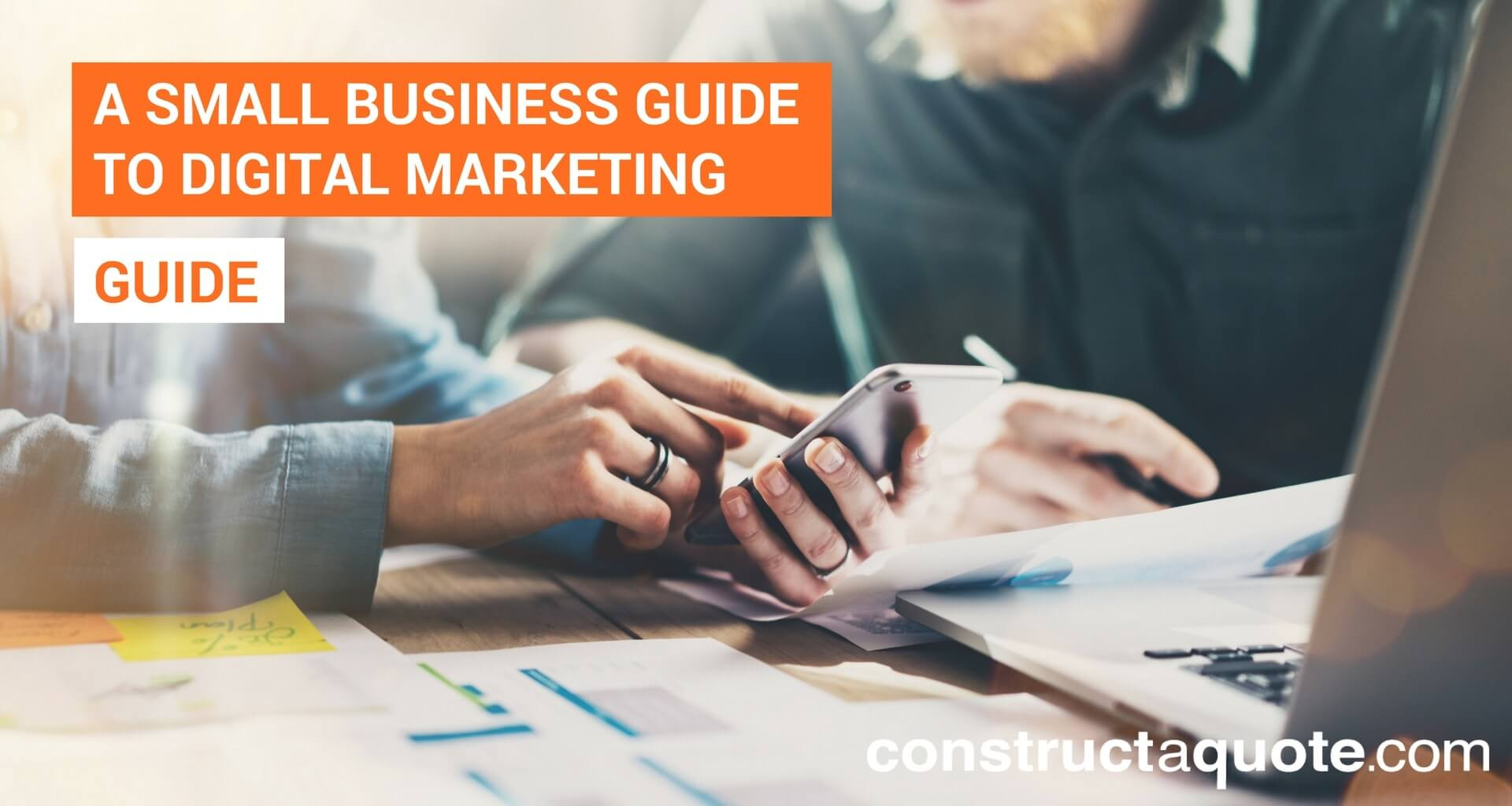 A small business guide to digital marketing