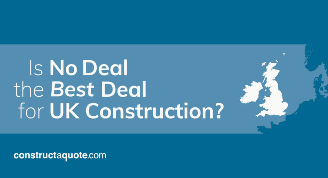 no deal brexit construction