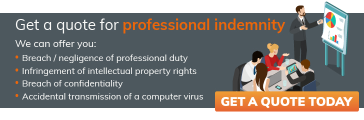 professional indemnity quote